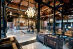 lobby lounge, lobby bali garden hotel, bali garden beach resort, bali garden
