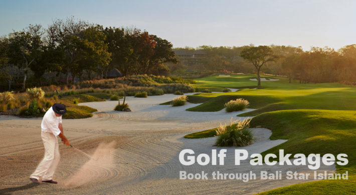Bali National Golf Packages