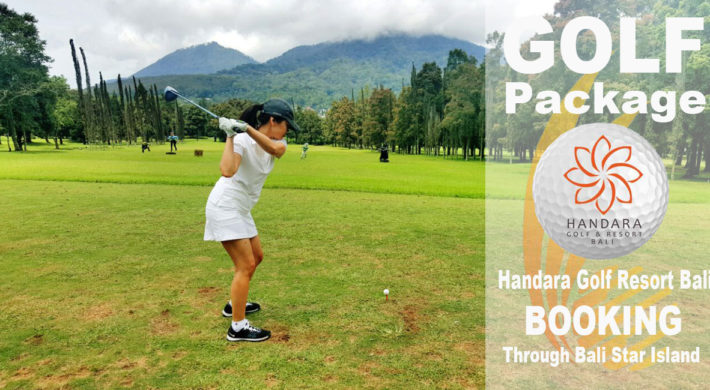Handara Golf Resort Bali Package