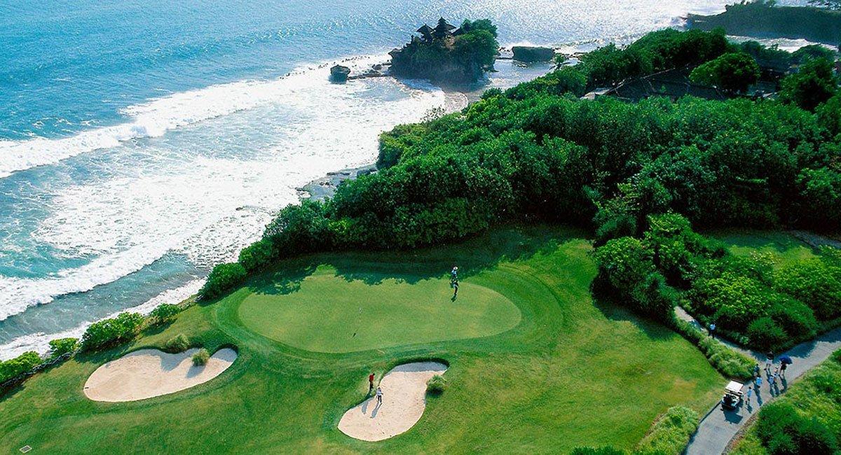 Nirwana Bali Golf Information – Tanah Lot Golf Resort