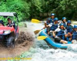 sobek rafting, sobek rafting atv ride, sobek rafting atv ride package, bali adventure packages