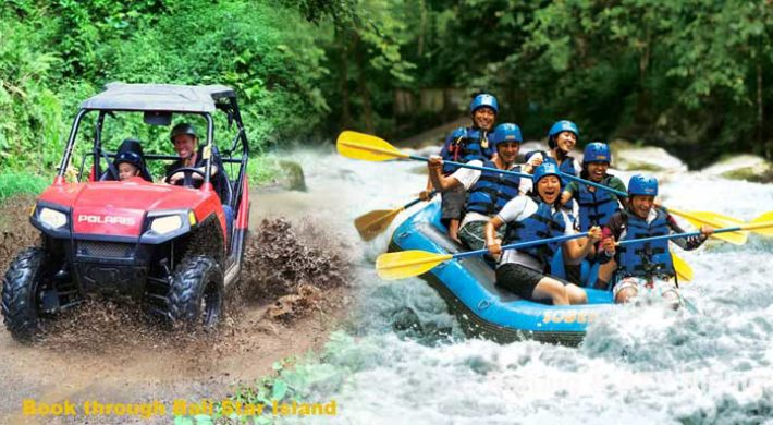 Sobek Rafting ATV Ride Package
