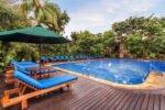 swimming pool, pool risata bali, pool risata bali resort