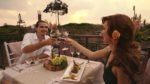 romantic dinner, romantic dinner risata bali, dinner risata bali resort