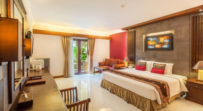 Studio Room Risata Bali Resort