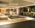 lobby view, swiss-belhotel tuban lobby view