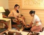 spa treatment, swiss-belhotel tuban spa treatment