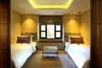 singe beds, family room, single bed family room, family room alam kulkul, alam kulkul, alam kulkul resort