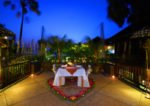 romantic dinner, romantic dinner alam kulkul, dinner alam kulkul, alam kulkul, alam kulkul resort, alam kulkul boutique resort, alam kulkul kuta