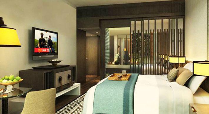 Deluxe Suite Anvaya Beach Resort Bali