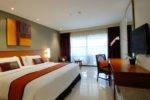 deluxe room, deluxe room bali dynasty, room bali dynasty, room bali dynasty resorts
