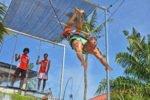 flying trapeze, trapeze bali, trapeze bali dynasty