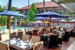 h2o terrace, h2o restaurant, h2o restaurant bali dynasty, restaurant bali dynasty