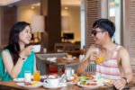 breakfast best western, breakfast best western kuta beach