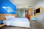 deluxe room, deluxe room best western, deluxe room best western kuta beach, room best western kuta