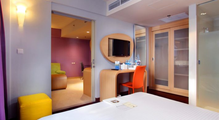 Junior Suite Best Western Kuta Beach