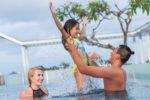 infinity pool, pool best western, pool best western kuta, best western kuta, best western. best western kuta beach
