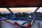 rooftop bar, rooftop bar best western, best western kuta, best western. best western kuta beach