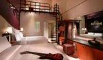 room hard rock bali, loft room, loft room hard rock hotel, loft room hard rock hotel bali
