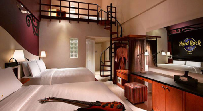 Loft Room Hard Rock Bali