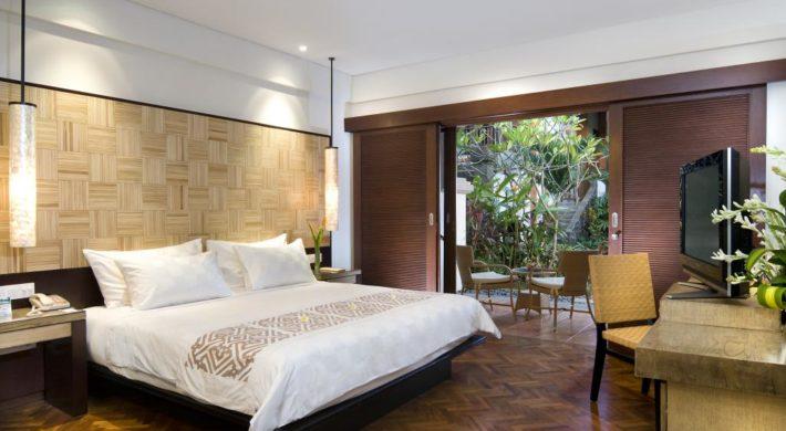 Deluxe Chalet Padma Resort Legian