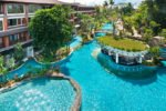 swimming pool, pool padma resort, pool padma resort legian