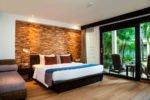 deluxe pool deck room, deluxe pool camakila, camakila, camakila legian, camakila hotel