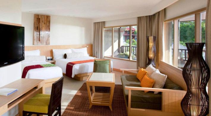 Big Room Ocean View Holiday Inn