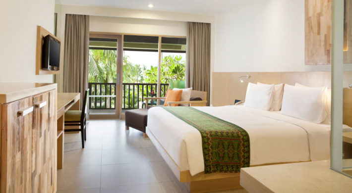 Deluxe Garden View Holiday Inn