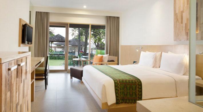 Deluxe Pool Garden Holiday Inn Baruna