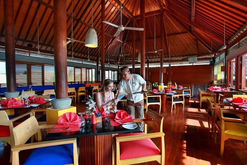 alang-alang restaurant, restaurant mercure kuta, mercure kuta, mercure kuta hotel