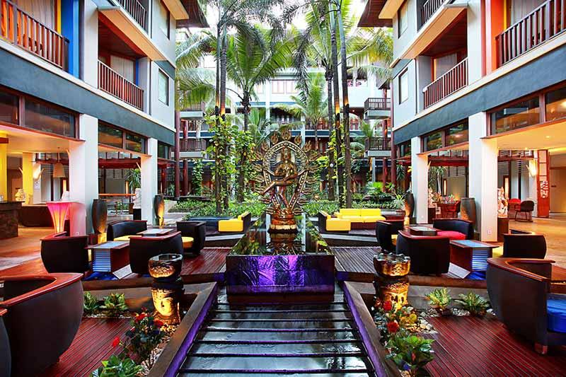 lobby mercure kuta, mercure kuta, mercure kuta hotel