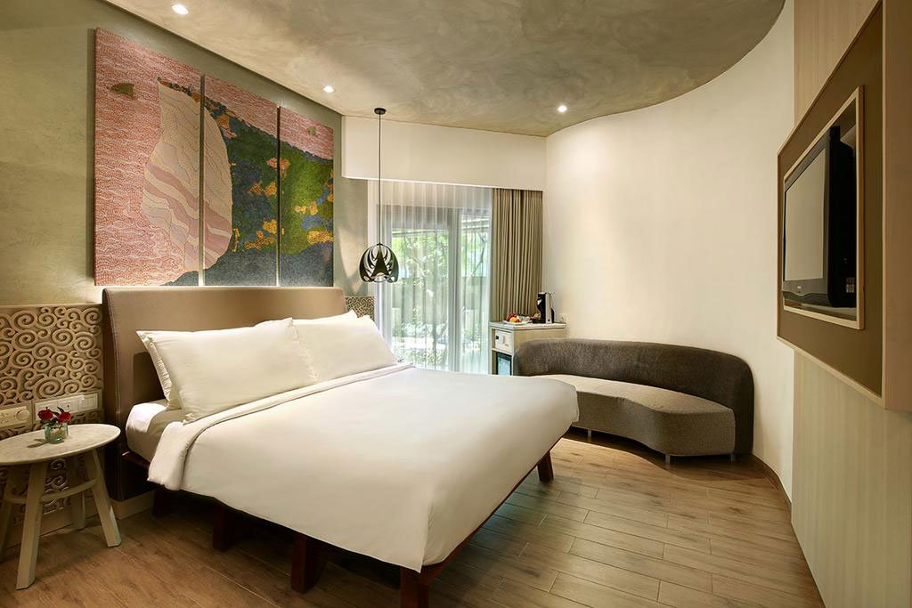 superior king, mercure kuta superior king, mercure kuta, mercure kuta hotel