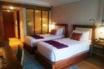 bedroom studio, bedroom deluxe studio, deluxe studio ramayana, ramayana resort, ramayana kuta