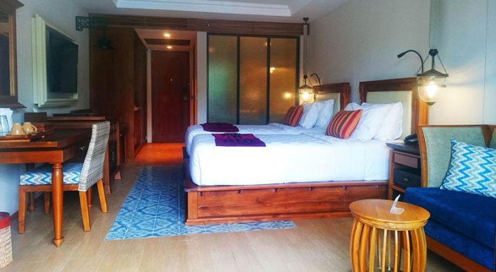 Deluxe Studio Ramayana Resort