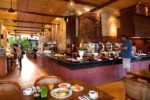 gabah restaurant, gabah restaurant ramayana, restaurant ramayana resort, restaurant ramayana kuta