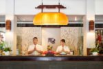 lobby reception, lobby ramayana, lobby ramayana resort, ramayana resort, ramayana kuta