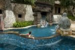 water slide pool, bali water slide, water sliding, ayana pool slide , ayana water slide, ayana, ayana resort , ayana resort bali