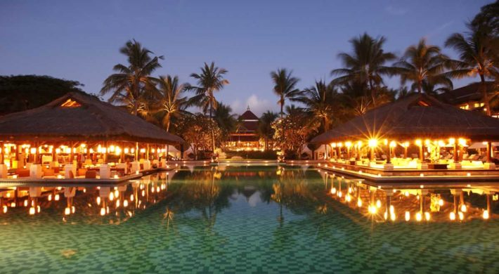 Intercontinental Resort Bali | Jimbaran Beach Hotels