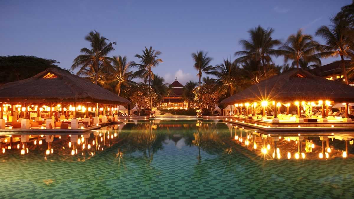 Intercontinental Resort Bali | Jimbaran Beach Hotels