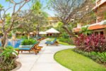 tropical garden, garden bali rani, bali rani, bali rani hotel