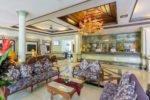 lobby interior, lobby interior kuta seaview, kuta seaview lobby