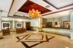 lobby reception, lobby reception kuta seaview, kuta seaview lobby