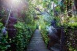 pathway garden, kuta seaview garden