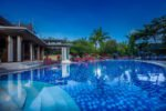 swimming pool, kuta seaview pool, kuta seaview swimming pool