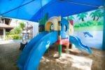 children playground, legian paradiso children playground
