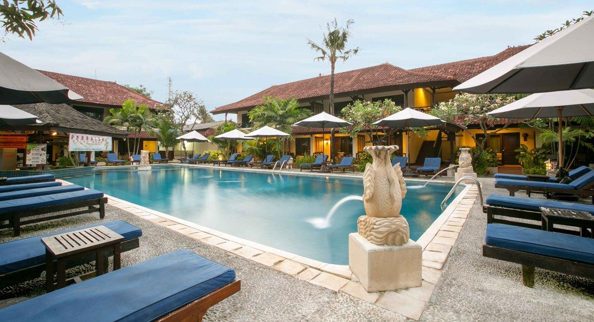 Legian Paradiso Hotel – Kuta Hotels