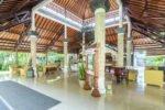 lobby area, legian paradiso lobby