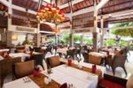 dewi shinta restaurant, restaurant rama beach resort, rama beach restaurant