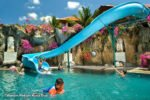 water sliding, pool, water sliding westin resort, westin resort, westin resort nusa dua